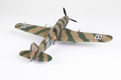 FIAT G.55 CENTAURO 1/72 SWORD