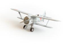 Polikarpov I-153 1/72 ICM